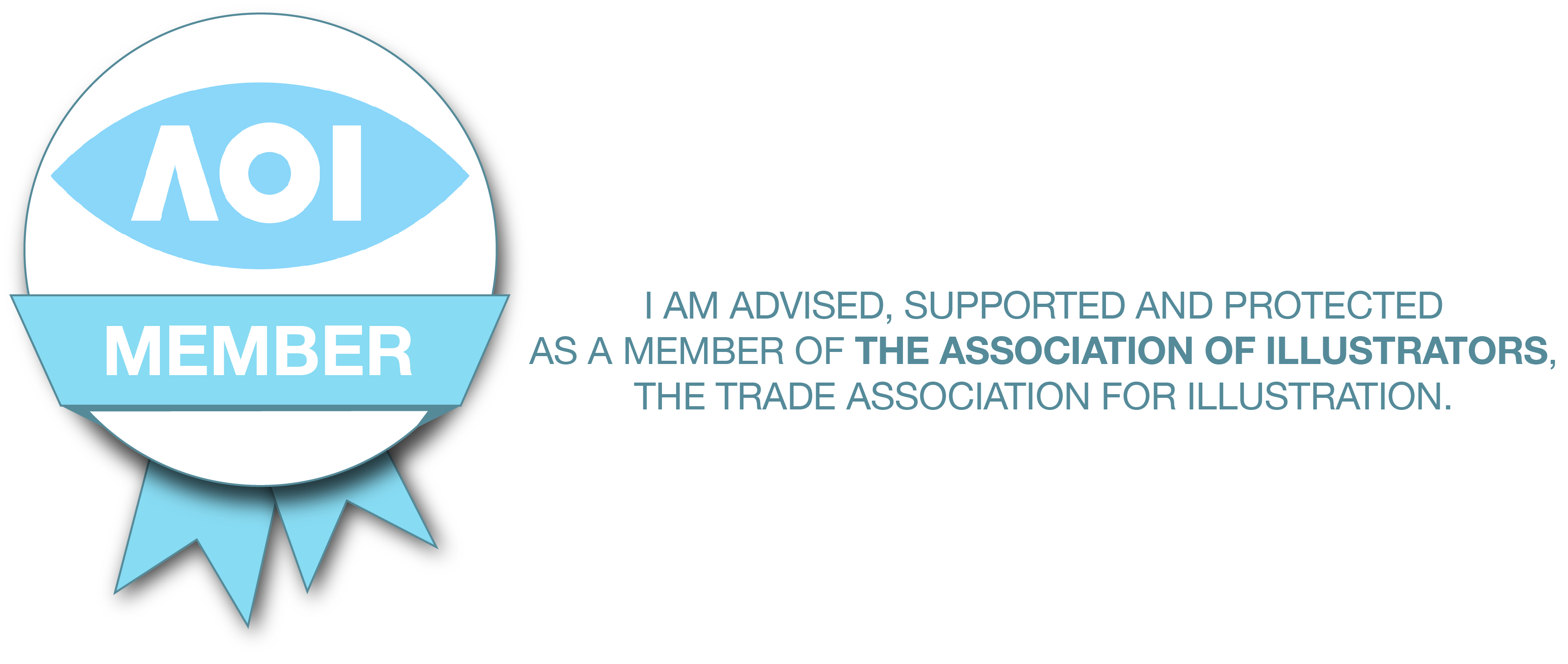 AOI Member Logo and Text